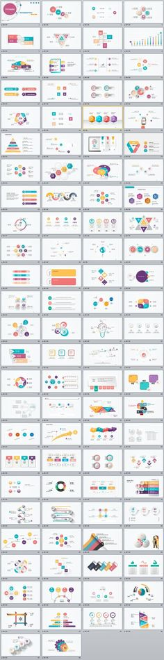 98+ Best infographics charts PowerPoint template #powerpoint #templates #presentation #annual #report #business #company #design #creative #slide #infographic #chart #themes #ppt #pptx #slideshow