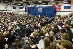 @Concordia University - Portland Spring 2014 Commencement