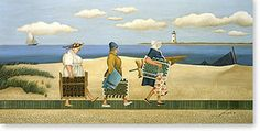 The Artwork of Lowell Herrero