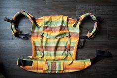 Girasol Calico Sunshine Azafran Version 2 TULA BABY CARRIER