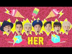 블락비 (Block B) - HER MV currently obsessed with this song!