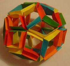 Origami Maniacs: Modulars