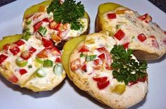 Fast pizza - baked potatoes from Gourmet Pizza Recipes, Vegetarian Pizza Recipe, White Pizza Recipes, Grilling Recipes, Pizza Recipe Video, Deep Dish Pizza Recipe, Sauce Pizza, Cas, Grilling Sides