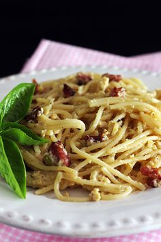 The best pasta ever - spagetti carbonara