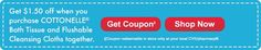 great coupon for Cottonelle!