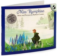 Miss Rumphius VISUALIZING Have the students close their eyes while reading this story.  Have them draw a picture of what they think Miss Rumphius looks like