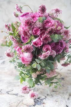 Flowers For You, Summer Flowers, My Flower, Flower Art, Pink Flowers, Beautiful Flowers, Rose Arrangements, Beautiful Flower Arrangements, Deco Floral