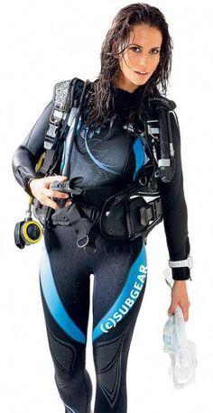 Scuba Diving Equipment, Scuba Diving Gear, Scuba Wetsuit, Scuba Girl, Diving Suit, Underwater Photography, Water Sports, Latex, Female