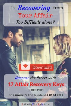Tips from an affair survivor.  Learn the traits to infidelity survival and the keys to affair recovery.   [Download Free PDF] to unlock the secrets to find purpose and hope again with or without your cheating spouse.  Visit: https://www.infidelityfirstaidkit.com/affair-recovery-infidelity-survival-traits