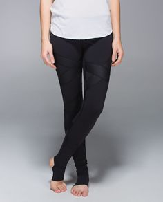 wunder under pant *cire wrap | women's pants | lululemon athletica