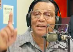 """The Minister Louis Farrakhan has a warning for the American public: """"If Donald Trump becomes president, he will take America into the abyss of hell.""""  That's the message that the controversial Nation of Islam leader delivered in a recent video that was posted to his Facebook page. ..."""