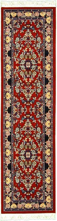 Red Tabriz Design Area Rug- going to be mine