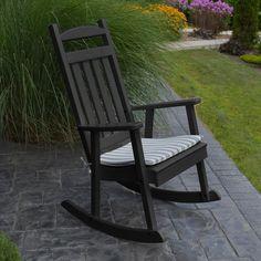 A&L Furniture Classic Porch Rocking Chair & Reviews   Wayfair