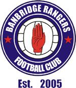 BANDBRIDGE  RANGERS FC  -  BANDBRIDGE  northern ireland