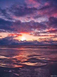 Sunset - Puesta de sol