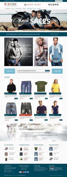 GoodStore - WooCommerce Responsive Theme Wordpress #storetheme #wordpress Live Preview & Download: http://themeforest.net/item/goodstore-woocommerce-responsive-theme/7314327?ref=ksioks