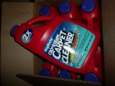 Case of Rug Doctor Oxy-steam Carpet Cleaner 6-48 Fl Oz (6x1.5qt) Bottles by Rug Doctor Oxy-Steam. $109.99