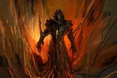 Demon Spawn by ChrisCold.deviantart.com on @deviantART