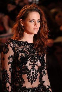 Kristen Stewart in Zuhair Murad Fall couture 2012