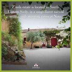 La Tenuta Zisola è situata nella Sicilia Sud-Orientale. In un magnifico scenario naturale, con straordinaria vista su Noto. @marchesimazzei #mazzei #zisola  #tuscany #wine