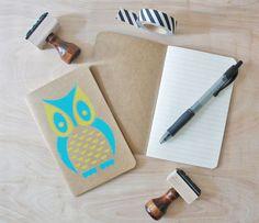Owl cashier book