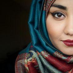 Ainee Fatima, 23, spoken word artist/poet, social activist, blogger, public speaker, feminist columnist, and #NotYourStockMuslim .