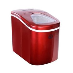 Refurbished Igloo Portable Countertop Ice Maker   Stores Up To 1.5 Lbs Or  Ice   ICE108RB