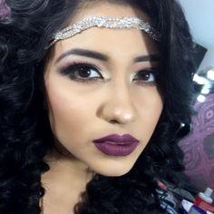 @annien.mendez me visitó el día de hoy y quedo contensisimaaaaaaaaa #makeup  Maquillaje & Peinado profesional  Reserva tu cita al 0981059860  #maquillaje #peinado #lookoftheday #makeupartists #beauty #happy #anastasiabeverlyhills #kryolan #makeupforever #lagirlcosmetics #maccosmetics #lauramercier #nars #urbandecay #motivescosmetics #limecrime #kahve #katvond #chanel #burberry #morphebrushes #clinique #maybelline #bellamihair #updo #hairstyle via @angela4design by nicollemakeup