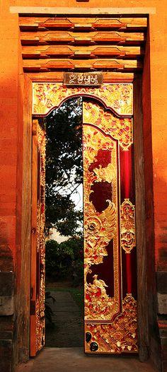 Golden Door | Ubud, Bali, Indonesia