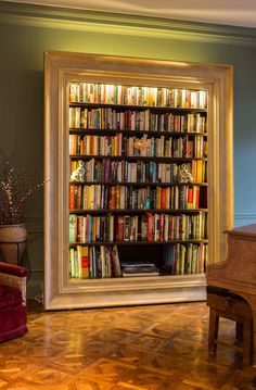 Bespoke Framed Bookshelf