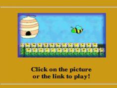Spring Bee - Alphabet game