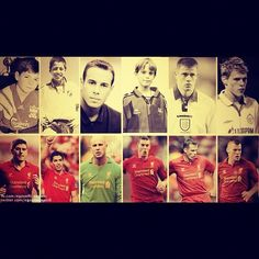 When they were young... - @liverpoolfc_fanpage | Webstagram