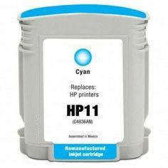 HP 11 Cyan Compatible C4836AE por solo 3,93€. Por que pagar más por lo mismo?