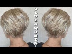 Bob Hairstyles for Short Hair In 2020 Hairstyles for Women Over 50 Grey Hair and Short Hair for Of 99 Wonderful Bob Hairstyles for Short Hair In 2020 Grey Hair Styles For Women, Short Hair Older Women, Short Thin Hair, Short Grey Hair, Haircut For Older Women, Short Hair Styles, Gray Hair, White Hair, Undercut Hairstyles Women