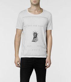 Mens Guise Band Crew T-shirt