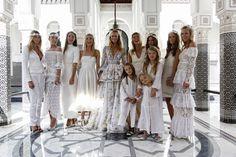 Poppy Delevignes wedding celebration in Marrakech. GOALSSSSS