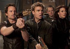 Henry(Heinrich), Will, Declan and Magnus