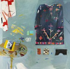 Elizabeth Blackadder, Still Life with Iris © The Artist Figure Painting, Painting & Drawing, Still Life Artists, Blackadder, Painting Still Life, High Art, Art Music, Painting Inspiration, Art Images