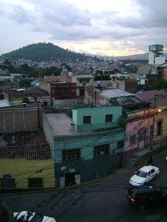 streets of Honduras