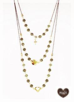 colar#proteção#sorte#amor #necklace