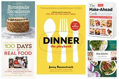 11 of the best cookbooks for families of 2014