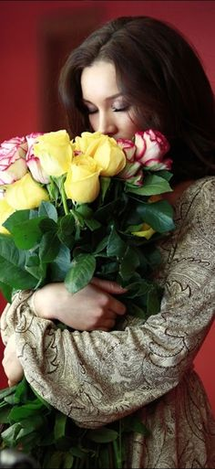 .2/8/16 ~ Konstantin, I hope that you will enjoy these flowers and that your week is totally wonderful <3 donna