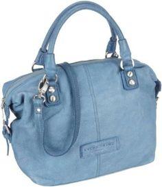 SASKIA Handtasche mid blue from Liebeskind Berlin .