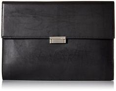 Jack Spade Men's Sullivan Leather Zip Folio