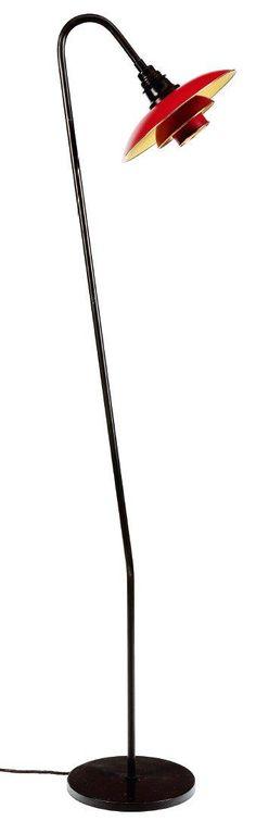Poul Henningsen; Floor Lamp, 1936.