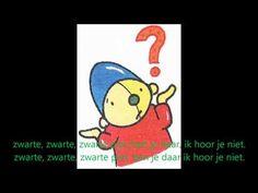 Liedje: Op het dak gaat zwarte piet Winnie The Pooh, December, Family Guy, Disney Characters, School, Youtube, Pom Poms, Winnie The Pooh Ears, Schools