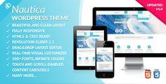 Nautica – Responsive Multi-Purpose WordPress Theme