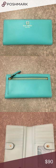 Kate Spade slim wallet Flawless Kate Spade wallet! kate spade Bags Wallets