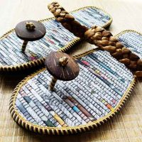 love'em. Made from newspapers