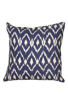 Free shipping and returns on Rizzy Home Ikat Pillow at Nordstrom.com. <b>Limited Time Savings: Save 20% on selected items for bed, bath and home, now through January 19, 2015.</b><br><br>An ikat-print pillow adds a chic, earthy touch to your décor.